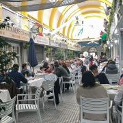 El Pesquero es el Restaurante de Sevilla con el menú para grupos más completo