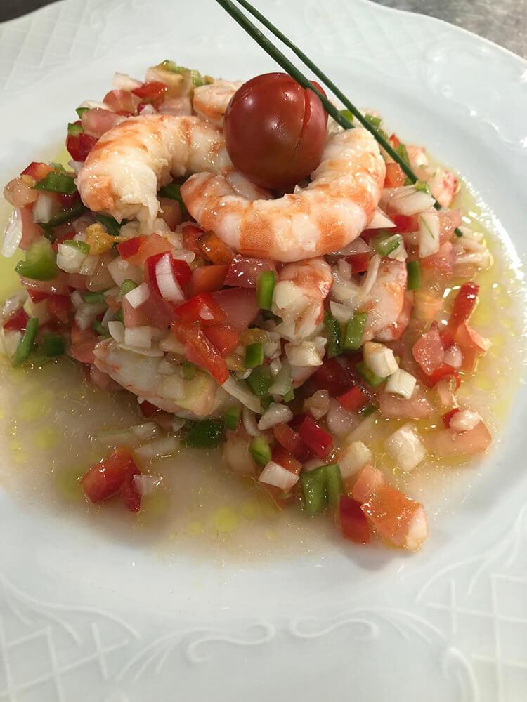 Salpicón El Pesquero Restaurante